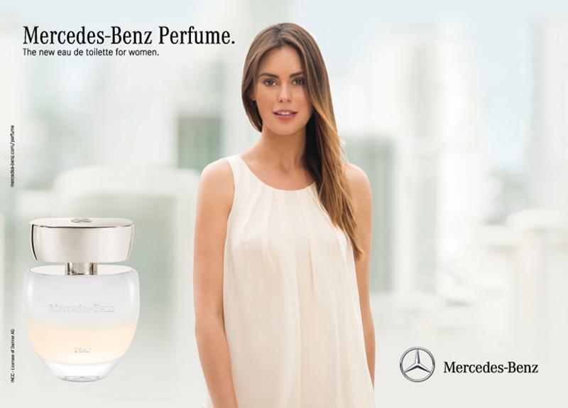 Mercedes - Benz L'eau