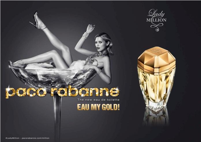Lady Million Eau My Gold!